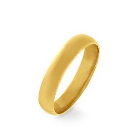 Alliance Sonia Demi Jonc Confort Or Jaune - Alliances Unisexe   Histoire d'Or