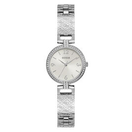 Montre Guess Mini Luxe Blanc - Montres tendances Femme | Histoire d'Or