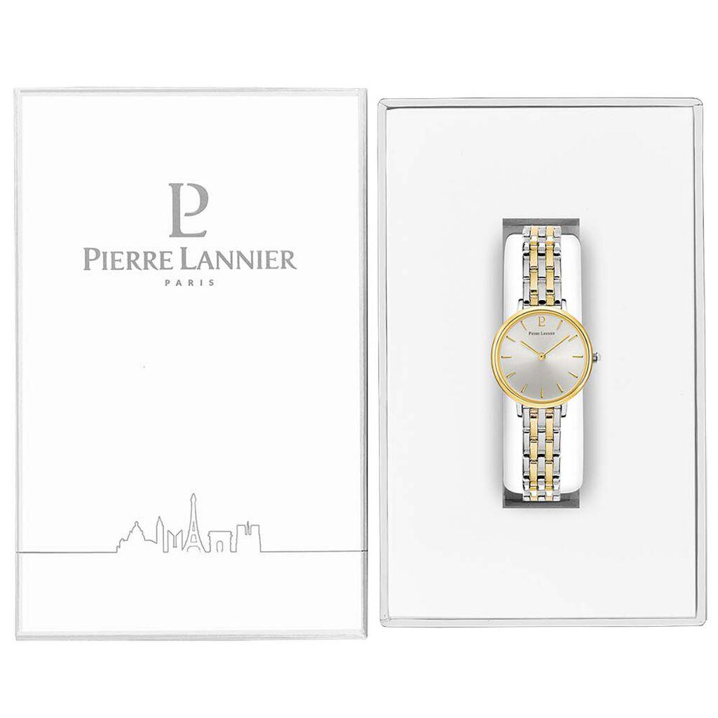 Montre Pierre Lannier Nova Argente - Montres classiques Femme | Histoire d'Or