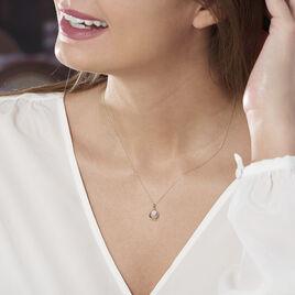 Collier Liana Or Jaune Diamant - Bijoux Femme | Histoire d'Or
