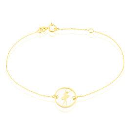 Bracelet Asteria Or Jaune Nacre - Bijoux Femme | Histoire d'Or