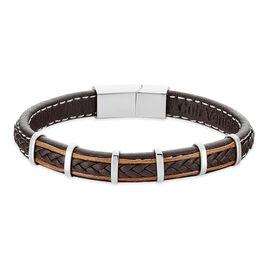 Bracelet Kessel Acier Blanc - Bracelets fantaisie Homme   Histoire d'Or