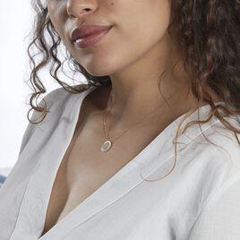 Collier Abani Or Jaune Corail - Bijoux Femme   Histoire d'Or