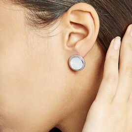 Boucles D'oreilles Laetizia Ye1074 - Boucles d'oreilles fantaisie Femme | Histoire d'Or