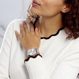 Montre Jewel Champagne - Montres Femme | Histoire d'Or
