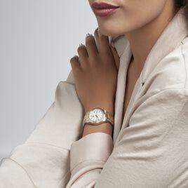Montre Lotus Excellent Blanc - Montres Femme | Histoire d'Or