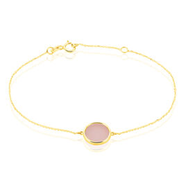 Bracelet Or Jaune Cemre Cercle Clos - Bijoux Femme | Histoire d'Or