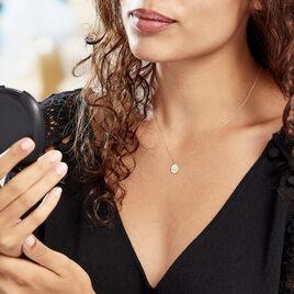 Collier Austina Or Jaune Diamant - Bijoux Femme | Histoire d'Or