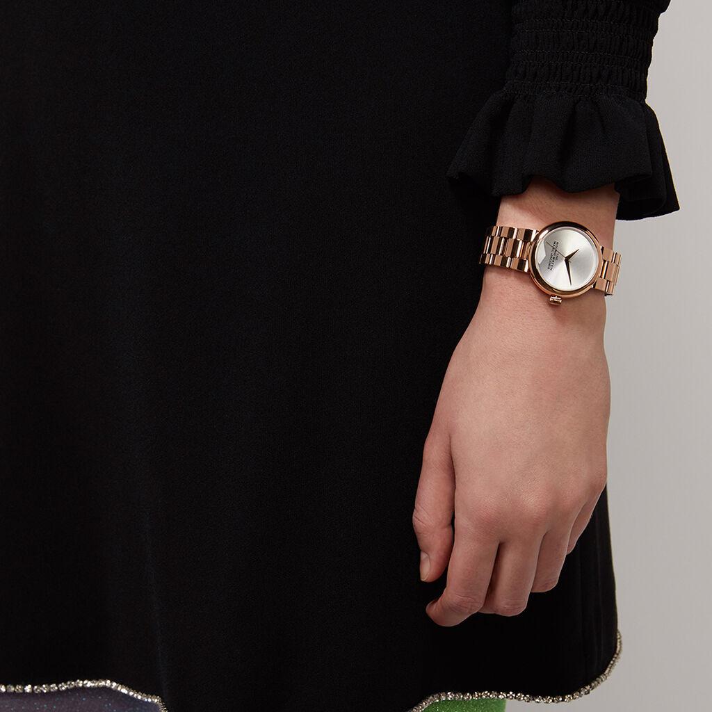 Montre Marc Jacobs Nariana Argent - Montres tendances Femme   Histoire d'Or
