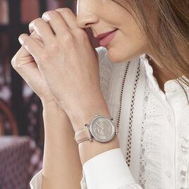 Montre Fossil Carlie Marron - Montres classiques Femme | Histoire d'Or