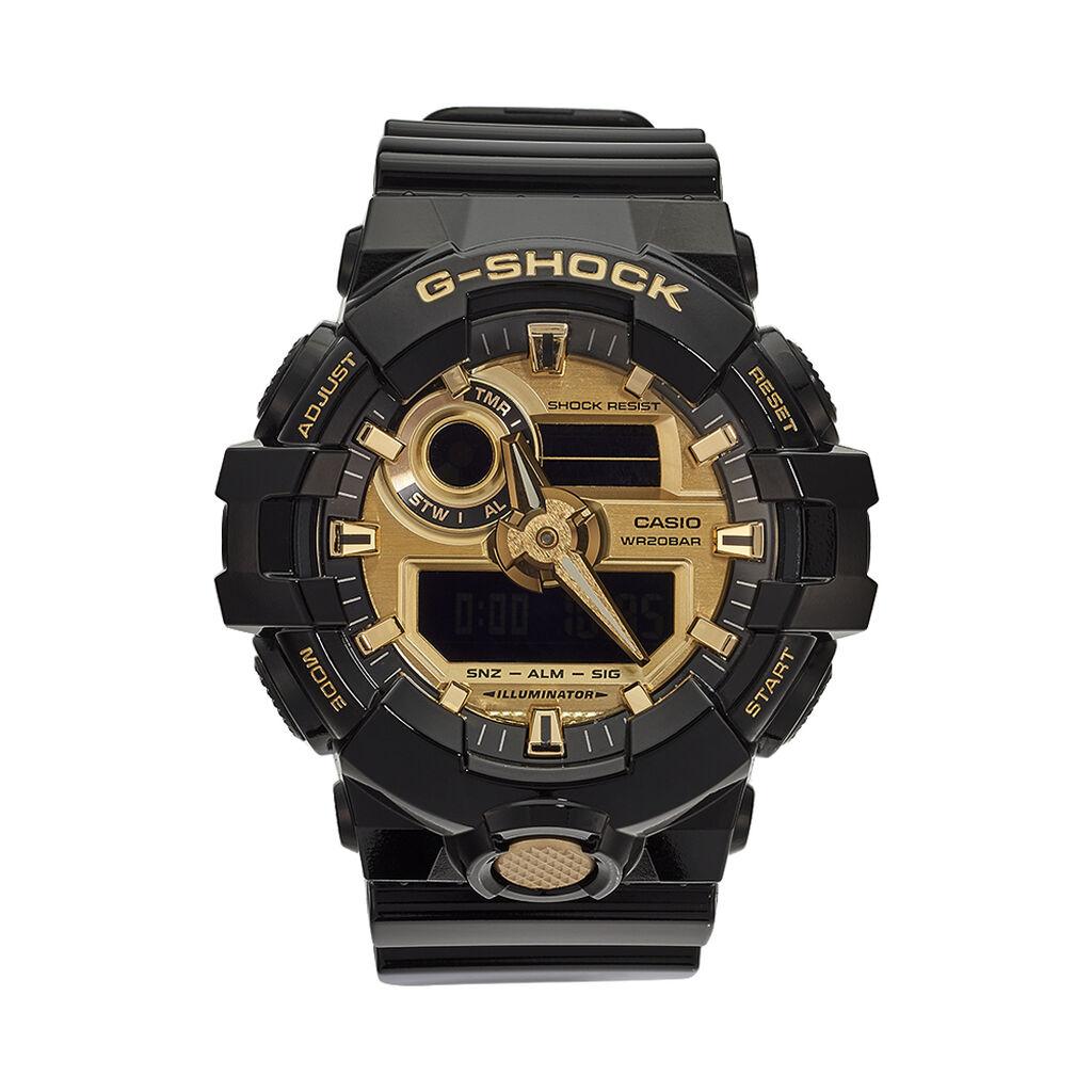 Montre Casio G-shock Dore - Montres Homme   Histoire d'Or