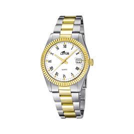 Montre Lotus Excellent Blanc - Montres tendances Femme   Histoire d'Or