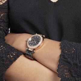 Montre Gc Primechic Nacre Noir - Montres Femme | Histoire d'Or