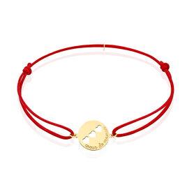 Bracelet Aireline Or Jaune - Bracelets Coeur Femme   Histoire d'Or