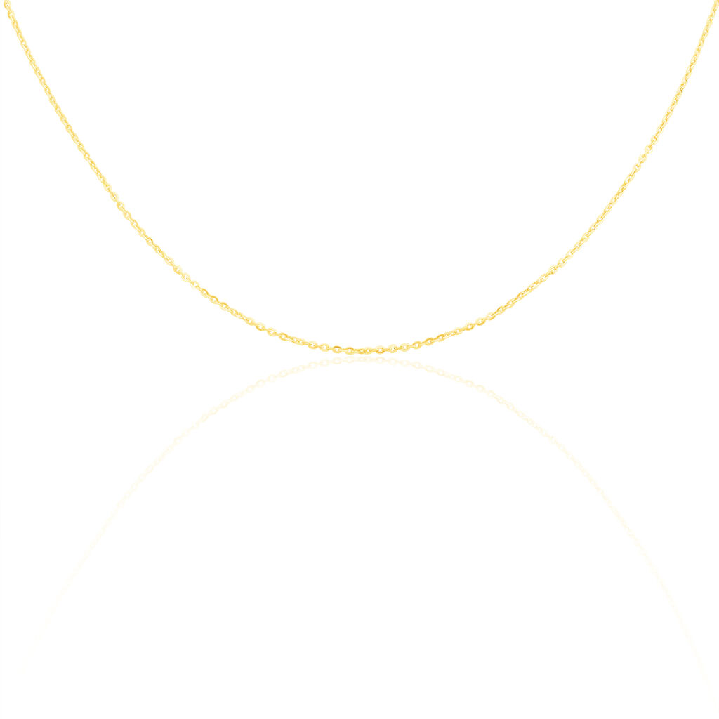 Collier Sully Or Jaune - Bijoux Femme | Histoire d'Or