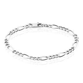 Bracelet Argent Rhodié Scylla - Bracelets chaîne Femme | Histoire d'Or