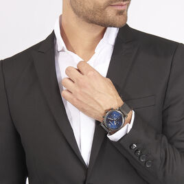 Montre Emporio Armani Luigi Bleu - Montres tendances Homme | Histoire d'Or