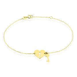 Bracelet Artemise Or Jaune - Bijoux Femme | Histoire d'Or