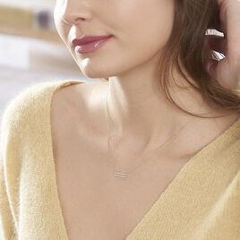 Collier Belinda Or Jaune Diamant - Bijoux Femme | Histoire d'Or