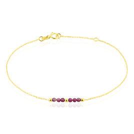 Bracelet Tova Or Jaune Tourmaline - Bijoux Femme | Histoire d'Or