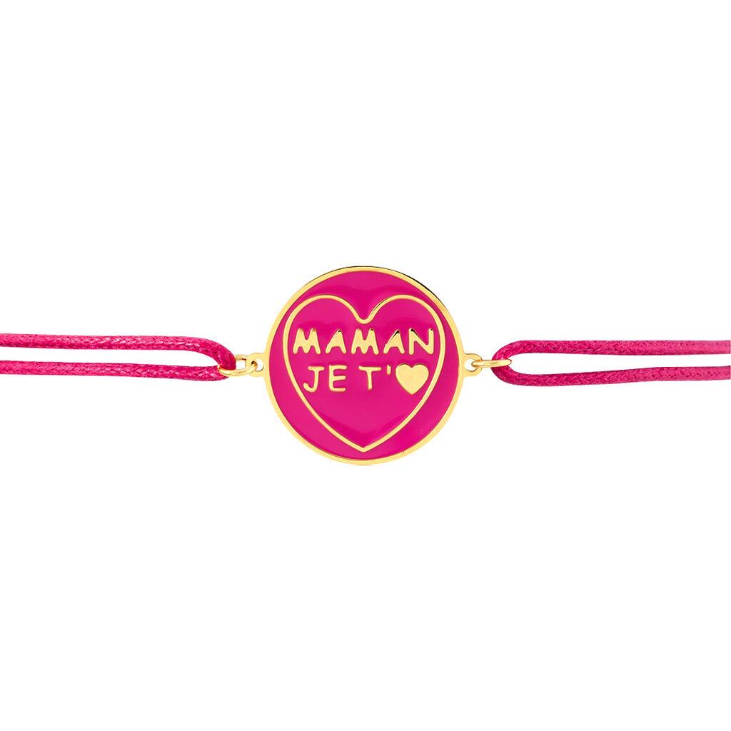 Bracelet Or Jaune - Bracelets cordon Femme | Histoire d'Or