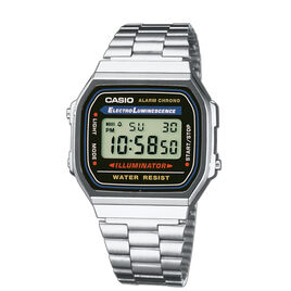 Montre Casio Collection A168wa-1yes - Montres sport Homme | Histoire d'Or