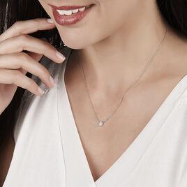 Collier Teani Or Jaune Diamant - Bijoux Femme   Histoire d'Or