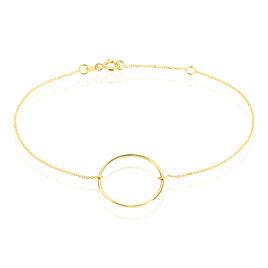 Bracelet Pink Or Jaune - Bijoux Femme   Histoire d'Or
