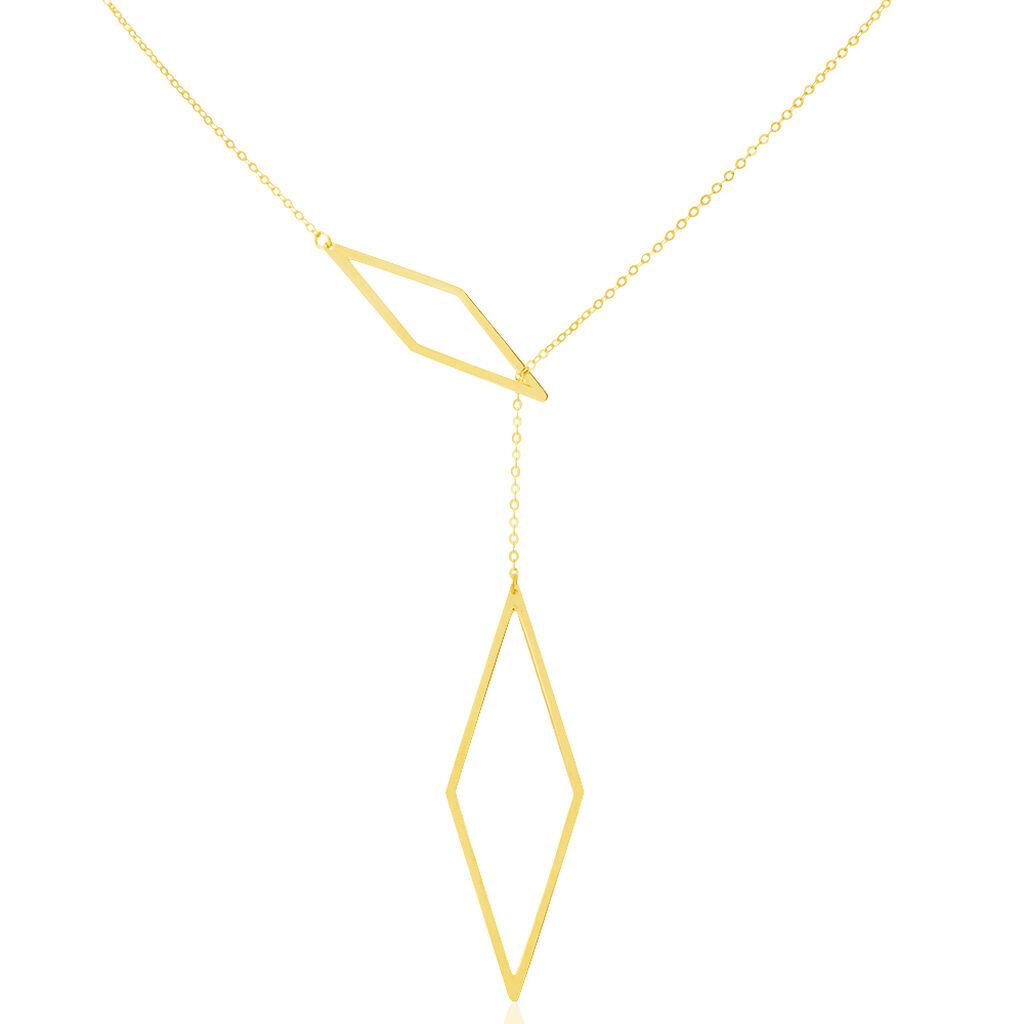 Collier Or Jaune - Sautoirs Femme | Histoire d'Or