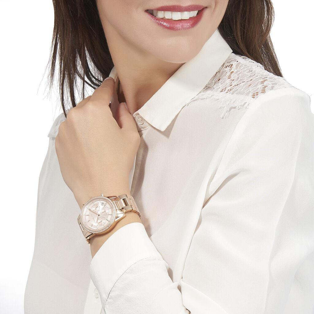 Montre Michael Kors Ritz Rose - Montres Femme   Histoire d'Or