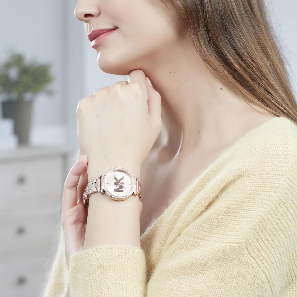 Montre Michael Kors Sofie Rose - Montres tendances Femme | Histoire d'Or