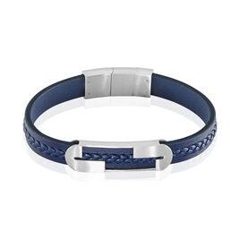 Bracelet Jourdan Homme Vasco Acier Argente - Bracelets fantaisie Homme | Histoire d'Or