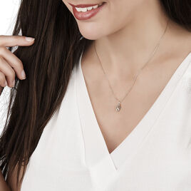 Collier Sifaae Or Jaune Diamant - Bijoux Femme   Histoire d'Or
