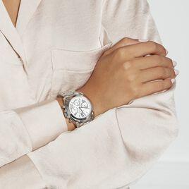 Montre Michael Kors Mini Bradshaw Argenté - Montres Femme | Histoire d'Or