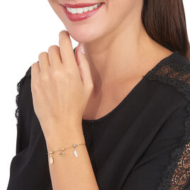 Charms Evine Or Jaune - Charms Femme   Histoire d'Or