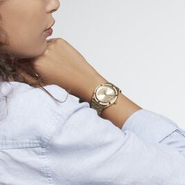 Montre Guess Cosmo Champagne - Montres Femme | Histoire d'Or
