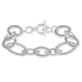 Bracelet Praxedeae Argent Blanc - Bracelets chaîne Femme   Histoire d'Or