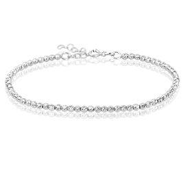 Bracelet Susanna Argent Blanc - Bracelets fantaisie Femme | Histoire d'Or