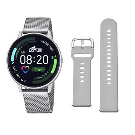 Coffret De Montre Lotus Smart Watch Noir - Montres Homme | Histoire d'Or