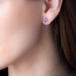 Bijoux D'oreilles Puces Berangère  - Ear cuffs Femme | Histoire d'Or
