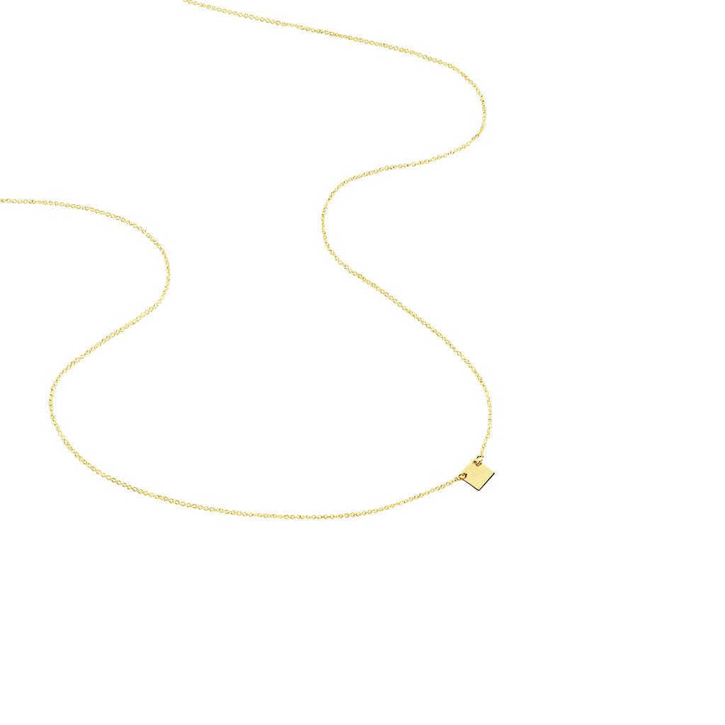 Collier Genovera Or Jaune - Bijoux Femme | Histoire d'Or