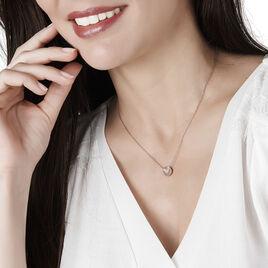 Collier Or Jaune Diamant - Bijoux Femme   Histoire d'Or