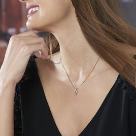 Collier Trilogie Or Jaune Diamant - Bijoux Femme | Histoire d'Or