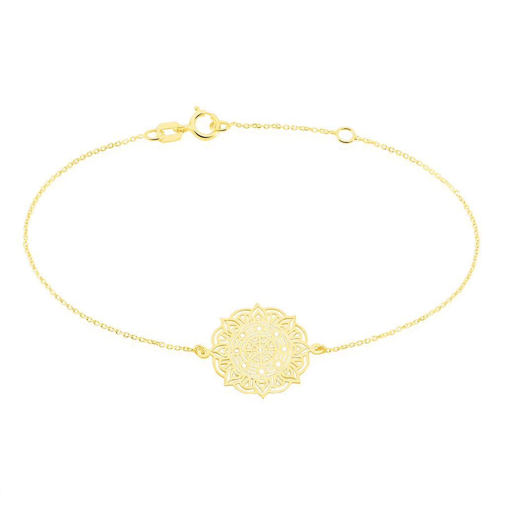 Bracelet Sloana Or Jaune - Bijoux Femme | Histoire d'Or
