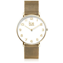 Montre Ice Watch City Milanese Blanc - Montres Femme   Histoire d'Or