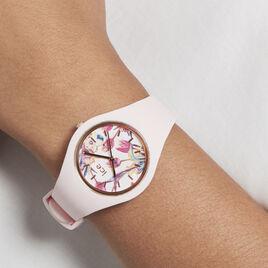 Montre Ice Watch Flower Rose - Montres Femme   Histoire d'Or