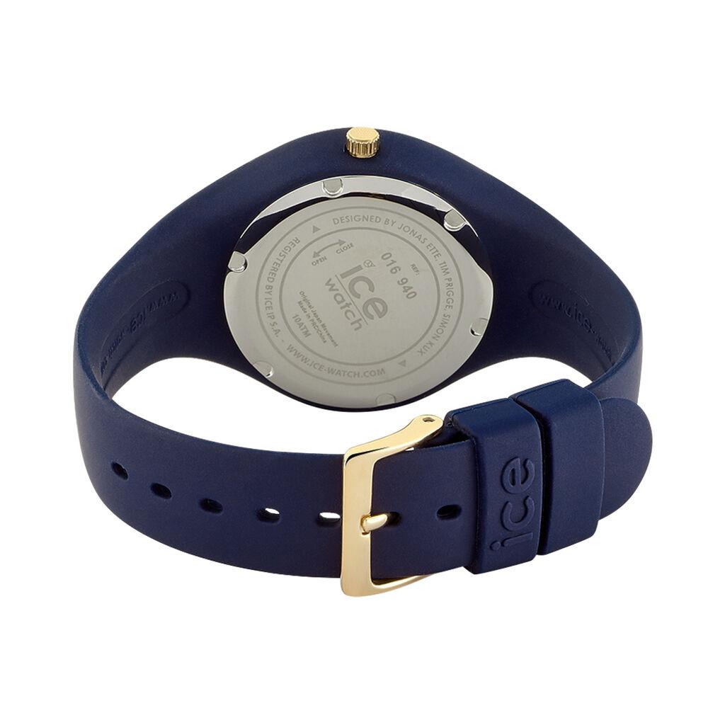 Montre Ice Watch Cosmos Bleu - Montres Femme | Histoire d'Or