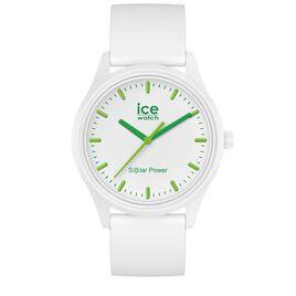 Montre Ice Watch Solar Power Blanc - Montres Famille | Histoire d'Or
