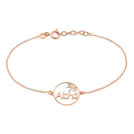Bracelet Zofie Argent Rose - Bracelets fantaisie Femme | Histoire d'Or
