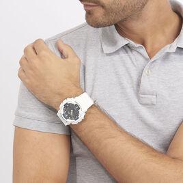 Montre Casio G-shock Black & White Noir - Montres sport Homme | Histoire d'Or